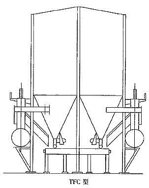 TFC型反吹风布袋除尘器