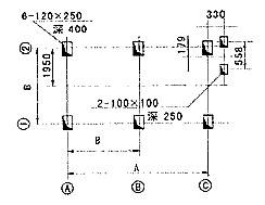 128型气箱式脉冲袋收尘器