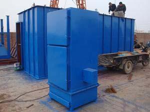 UFSTDFMFB单机袋式除尘器