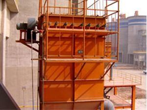 脉冲袋式除尘器,HD(HZ)-Ⅱ2-12型环隙喷吹脉冲袋式除尘器