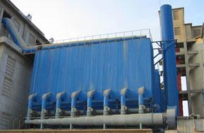 LFEF系列立窑玻纤袋式除尘器