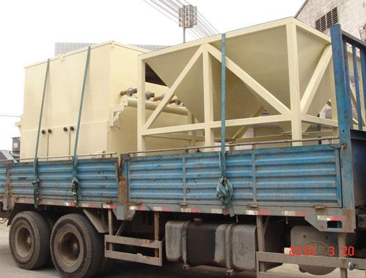 干粉砂浆生产线除尘器