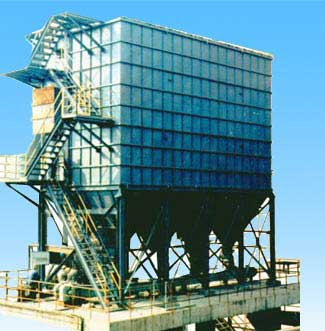 LCM-D/G型低压长袋离线脉冲除尘器