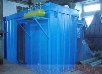 粉末回收滤筒除尘器