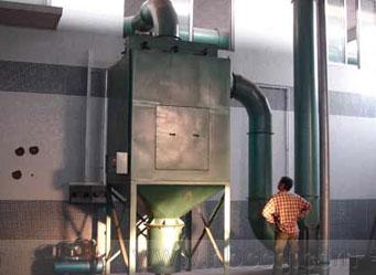 L型滤芯式除尘器