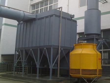 硅锰矿热炉除尘器