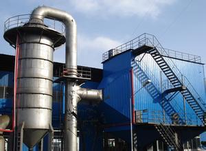 碳素厂除尘器
