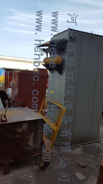UF型单机布袋除尘器