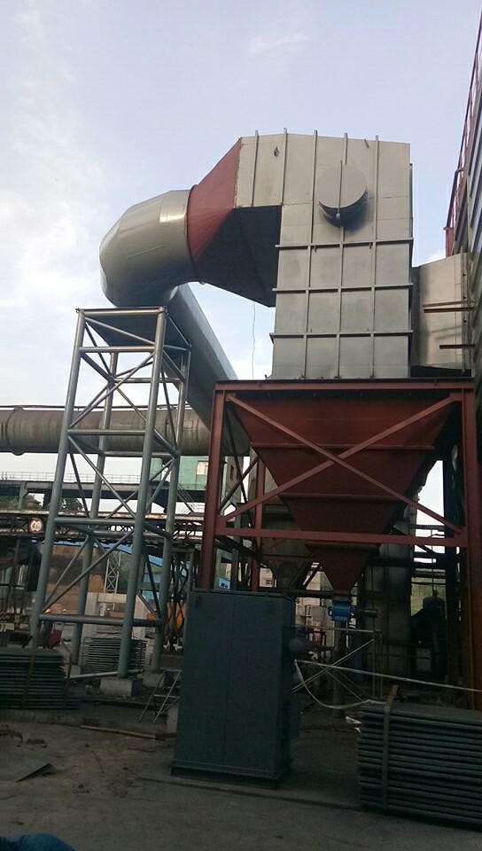 焦化厂焦侧除尘器